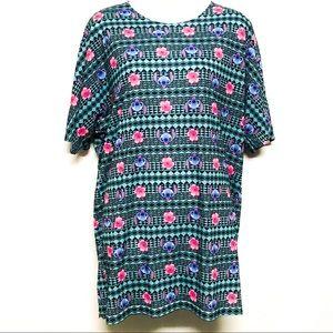 Disney Lilo Stitch Shirt Tunic